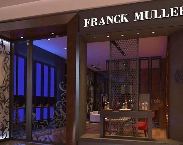 IDV Concepts Asia | Franck Muller, Jewel Changi Airport