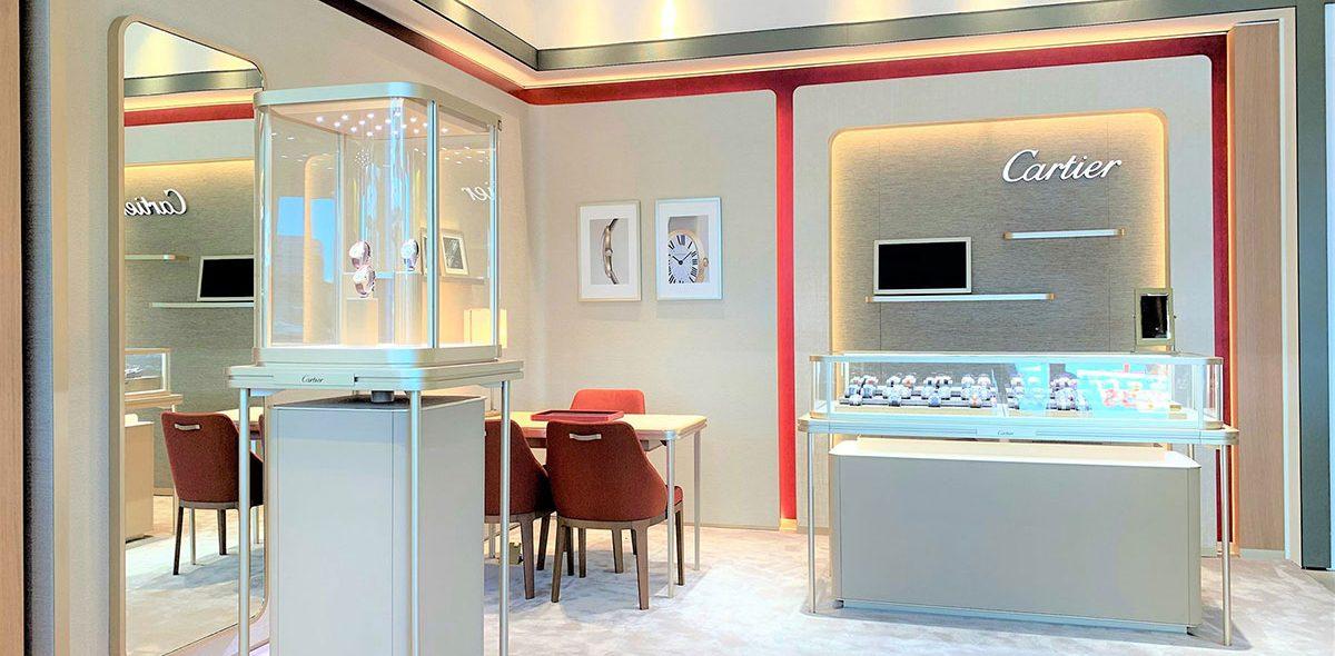 IDV Concepts Asia | Cartier, Sydney