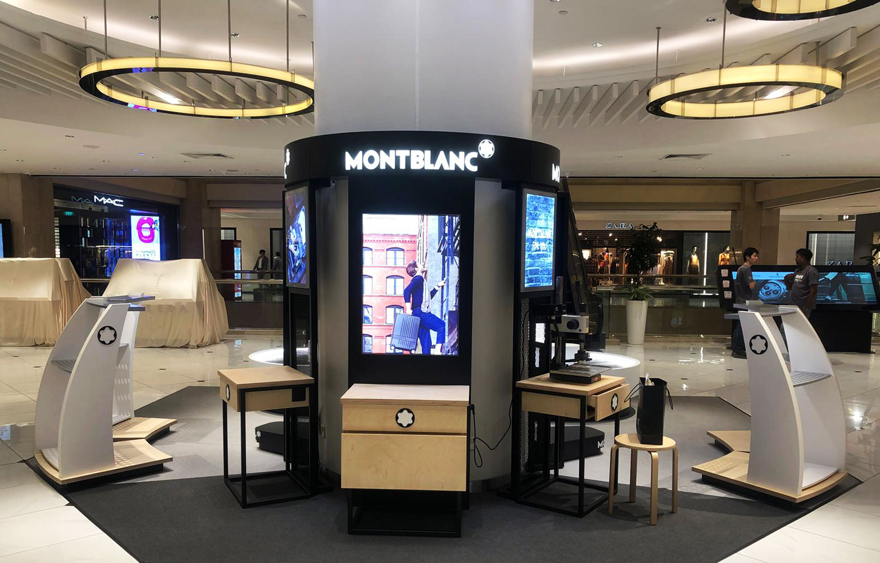 IDV Concepts Asia | Montblanc, Ngee Ann City