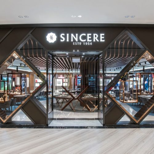 IDV Concepts Asia | Sincere Fine Watches, Jewel Changi Airport