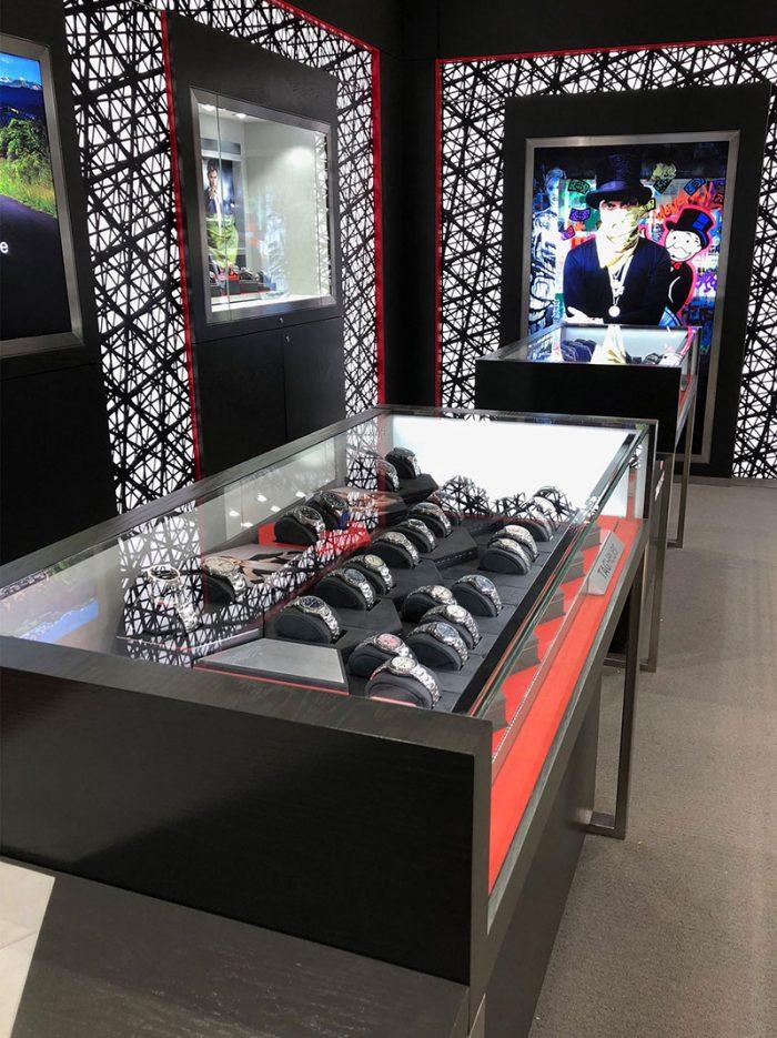 IDV Concepts Asia | TAG Heuer, Phuket
