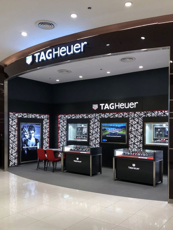 IDV Concepts Asia | TAG Heuer, Phuket