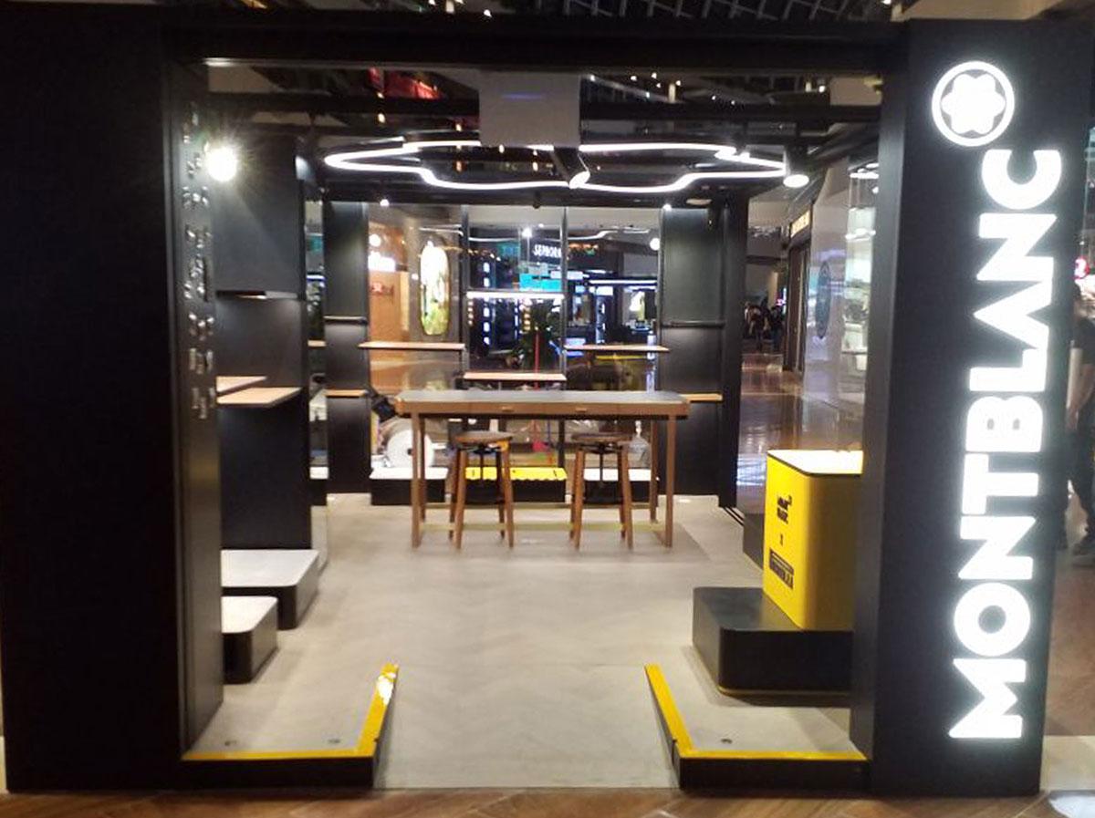 IDV Concepts Asia | Montblanc, Marina Bay Sands